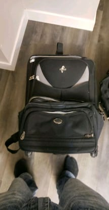 I have a variety of luggage in immaculate condition  for sale