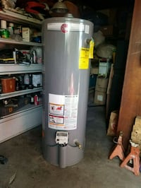 Rheem water heater classic series 80 gallon Compton