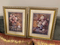 Set of Elegant Picture Frames. $20 each but $36.00 for both. Great set Baltimore, 21220