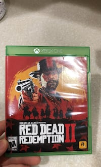 Red dead redemption Xbox one Purcellville, 20132