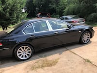 black 5-door hatchback Charlotte, 28210