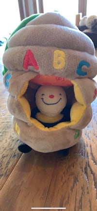 Baby toy-beehive