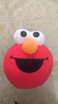 Elmo/cookie monster vibrating/ talking toy Montréal, H1C 1M6