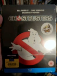 Ghostbusters steelbook Surrey, V3S