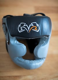 Rival Boxing Full Face Training Helmet Headgear Montréal
