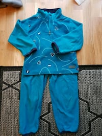 Reflex Fleece sett str 104 6247 km