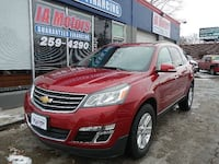 2014 CHEVROLET TRAVERSE LT-2 *FR $499 DOWN GUARANTEED FINANCE Des Moines