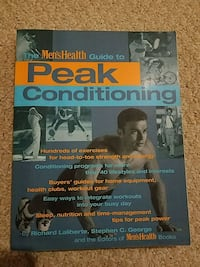 Men's Health Guide to Peak Conditioning Washington, 20004