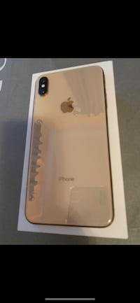 Apple iPhone XS Max Gold like new