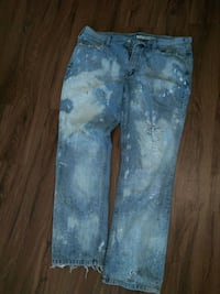 men's jeans by DKNY size 38x 32