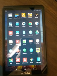 Verizon Touch Tablet