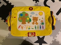 2 in 1 infant/baby activity table