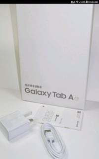 $$$LIKE NEW$$Galaxy Tab A1 32 gig in box  Fairfax