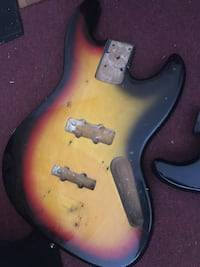 Jazz bass Body Encinitas, 92024