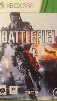 Battle field game for Xbox 360 Hallsville, 75650
