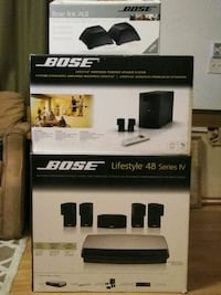 Bose speaker system/  Home entertainment/ wireless Fort Myers, 33912