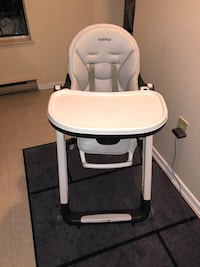 Peg Perego Siesta High Chair Toronto