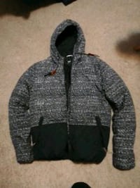 Lee zipup down jacket size M  State College, 16803
