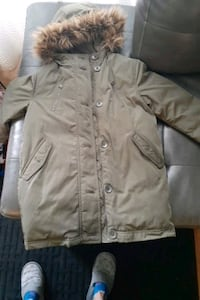 Boys Gap winter jacket size 10