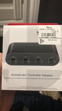 GameCube adapter for switch Toronto, M1X 1X4