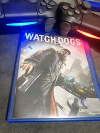 Watch dogs Ps4 oyun.....