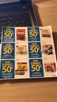 COUPONS FOR TRADE  Hamilton, L8V 1V2