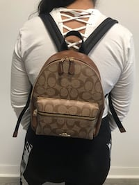 Brand New Authentic Small Coach Backpack  Toronto, M1P 4P5