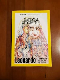 National geographic magazine Essex, 21221
