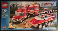 LEGO Fire Transporter Set 4430 - NEW and UNOPENED