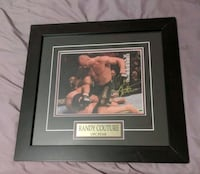 Autographed Randy Couture UFC Star Framed Picture St. Thomas, N5P 3A7