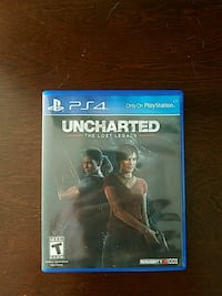 Uncharted The Nathan Drake Collection PS4 game case East Syracuse, 13057