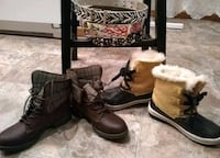 New Never Used Size 6 1/2 . Boots & Belts .  Rochester, 98579