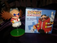 Dr. Eggman Collectible Sonic Figurine Cleveland