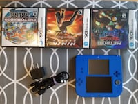 Nintendo 2ds an 3 games Burnaby