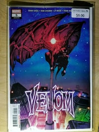 Venom 5 vol 4 (9.6) NM+ Upper Marlboro, 20774