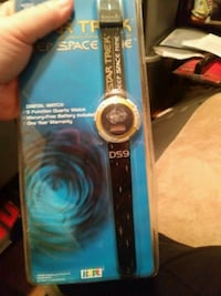Star trek digital watch Goose Creek