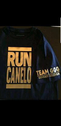 Run Canelo T-Shirts Midland, 79705