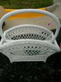 white and red plastic pet cage Rose Hill, 22310