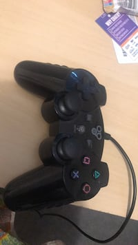 black Sony PS3 game controller Vaughan, L6A 3B3