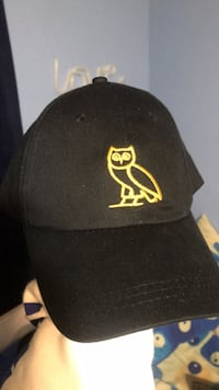 black and yellow fitted cap Barrie, L4N 7J4