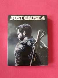 PS4 JUST CAUSE 4 STEELBOOK EDİTİON Yalı, 54500