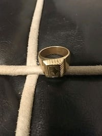 Gold plated Ring Edmonton, T5E 5H3