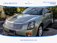 Used 2004 Cadillac CTS for sale Las Vegas