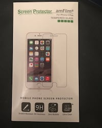 iPhone 6plus Tempered Glass Screen Cover Bethesda, 20814