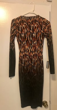 Leopard Print Dress Upper Marlboro, 20774