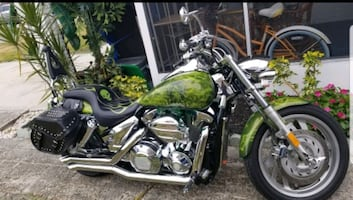custom motorcycle BEST CASH OFFER OR TRADE TODAY?