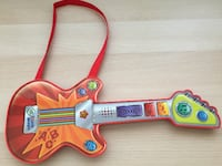 Ma Guitare Rock LEAPFROG Touch Magic / Rockin' Guitar (French)