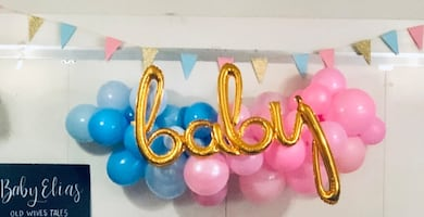 Balloon creations- decorations - Garlands Arches