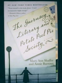 The Guernsey Literary and Potato Peel Pie Society novel Tacoma, 98407
