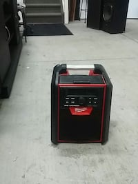 red and black Husky portable generator Sherwood Park, T8A 6L4